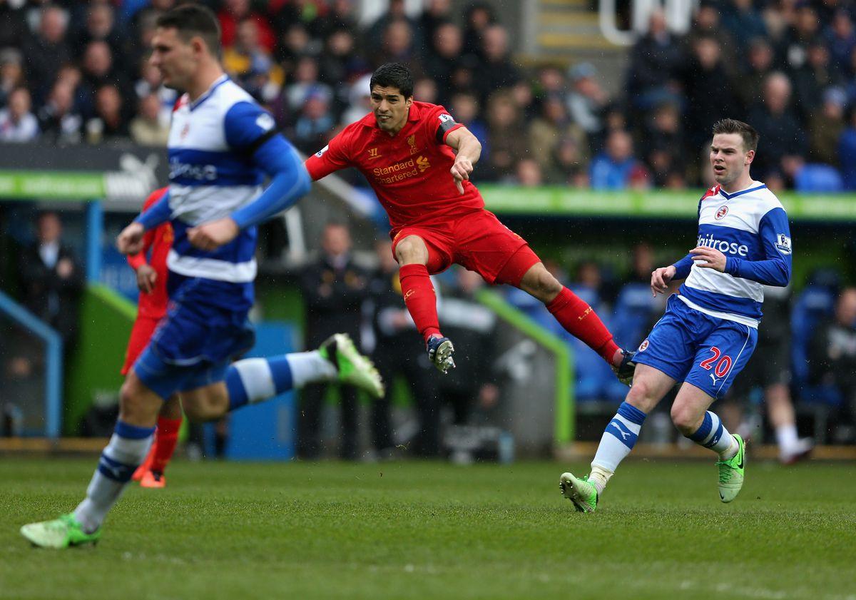 Reading v Liverpool - Premier League