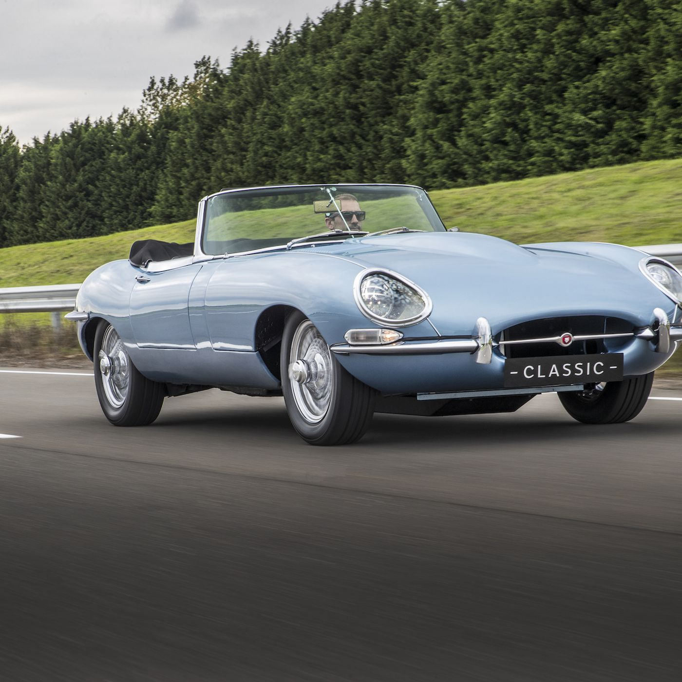 Jaguar\'s E-type Zero is the most beautiful electric car yet - The ...