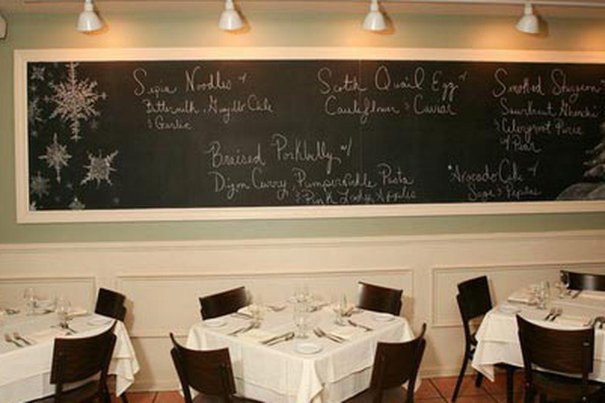 Chalkboard participates in Chicago Gourmet's Dine Around