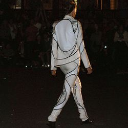 A threeASFOUR suit