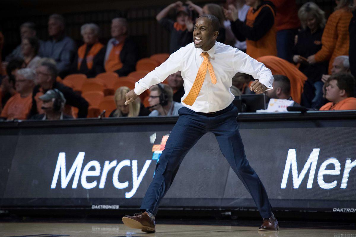 NCAA Basketball: Baylor at Oklahoma State