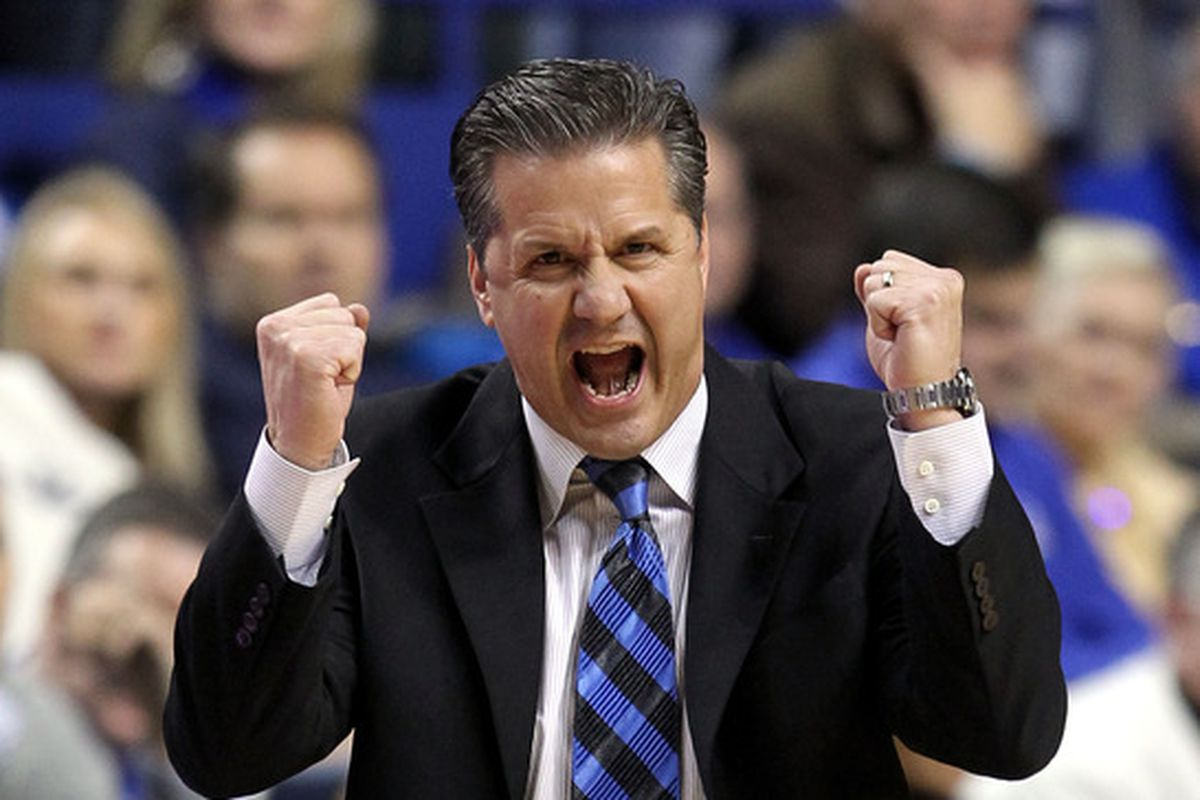 John Calipari: John Calipari Hates The 'one And Done' Rule, Wants It