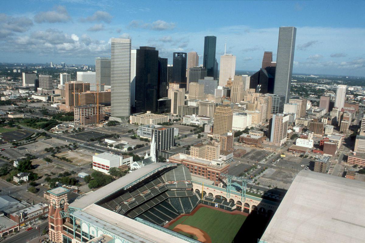 Enron Baseball Field