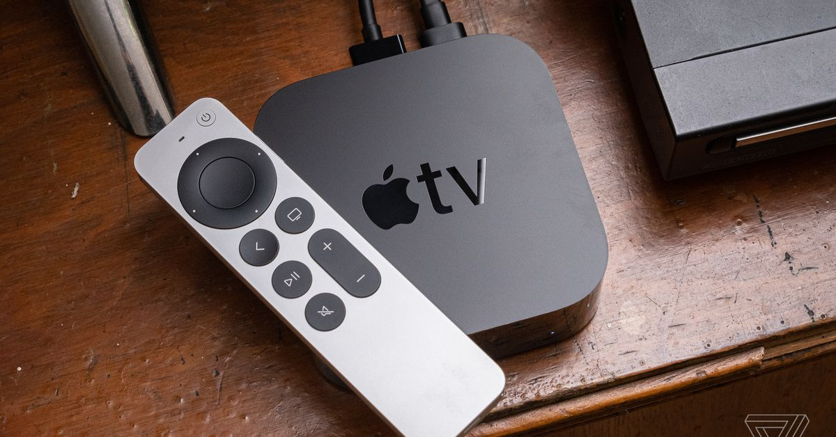 The latest Apple TV 4K is  off through Apple's Refurbished Store