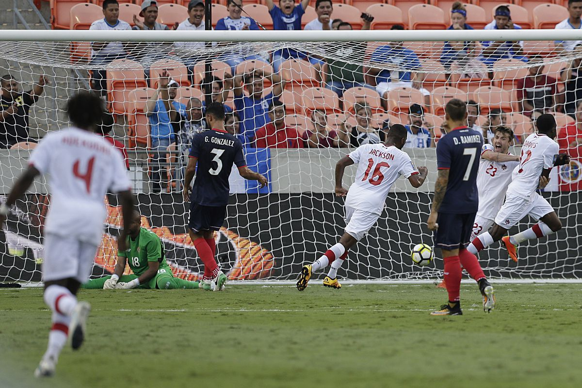 Soccer: 2017 CONCACAF Gold Cup-Costa Rica at Canada
