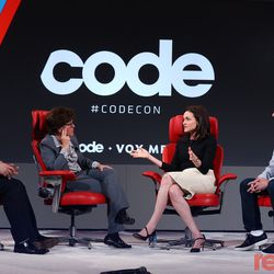 """Code Conference co-hosts Peter Kafka and Kara Swisher discuss the whirlwind of scandals that have shrouded Facebook in recent months— from Cambridge Analytica to election meddling–with COO Sheryl Sandberg and CTO Mike Schroepfer. Watch the full video <a href=""""https://www.recode.net/2018/5/30/17397126/facebook-sheryl-sandberg-mike-schroepfer-transcript-code-2018"""">here</a>."""