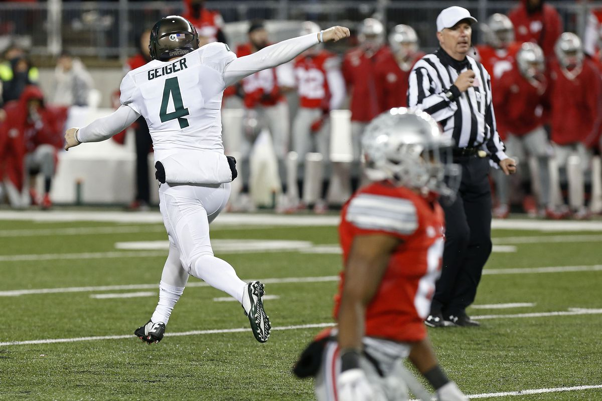 Michigan State's last-second field goal to beat Ohio State has the Spartans right back in the playoff mix.