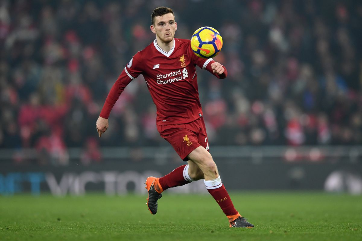 Andrew Robertson And Trent Alexander-Arnold Fit To Face