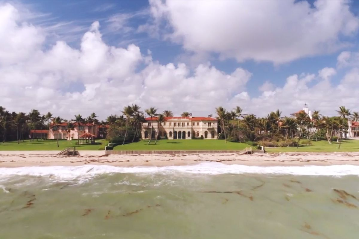 Pietra Mare In Palm Beach Via John O Pickett Iii Of Brown Harris Stevens