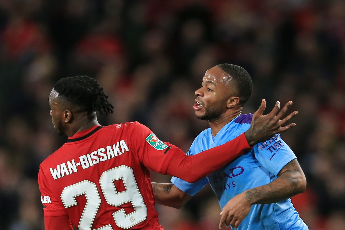 Starting XI: Manchester City vs. Manchester United - The ...