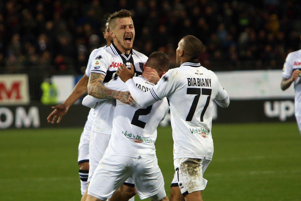 Cagliari v Parma Calcio - Serie A