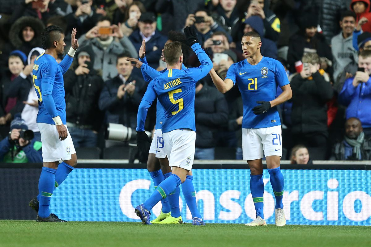 Brazil v Cameroon - International Friendly