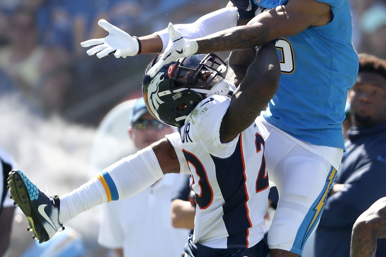Three Broncos fighting for a roster spot