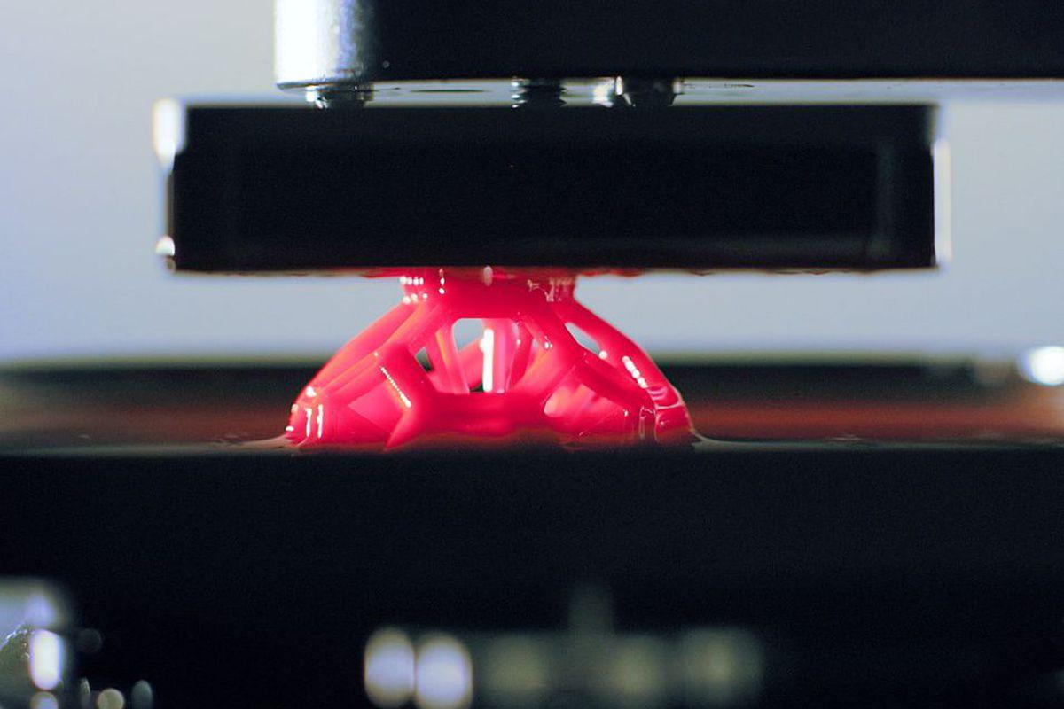 3-D Printer Maker Carbon3D Raises $100 Million From Google Ventures, Others