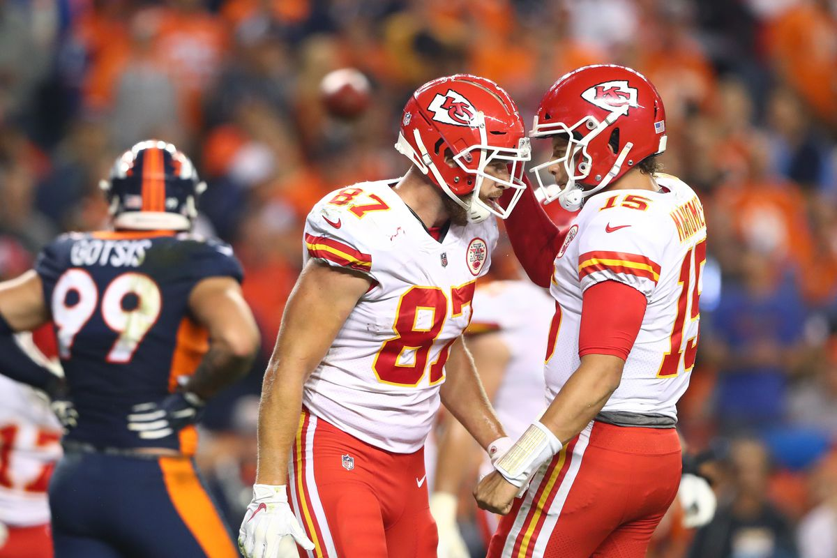 Five things to watch as the Chiefs play the Broncos