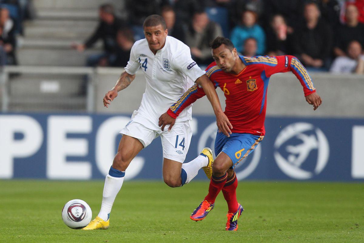 Jeffren showcased his skills yesterday against Belarus