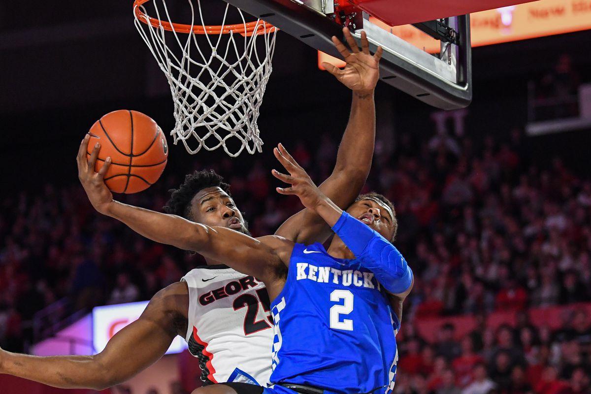 Uk Basketball Schedule 2020.Kentucky Wildcats Basketball Schedule 2019 20 Sec Matchups