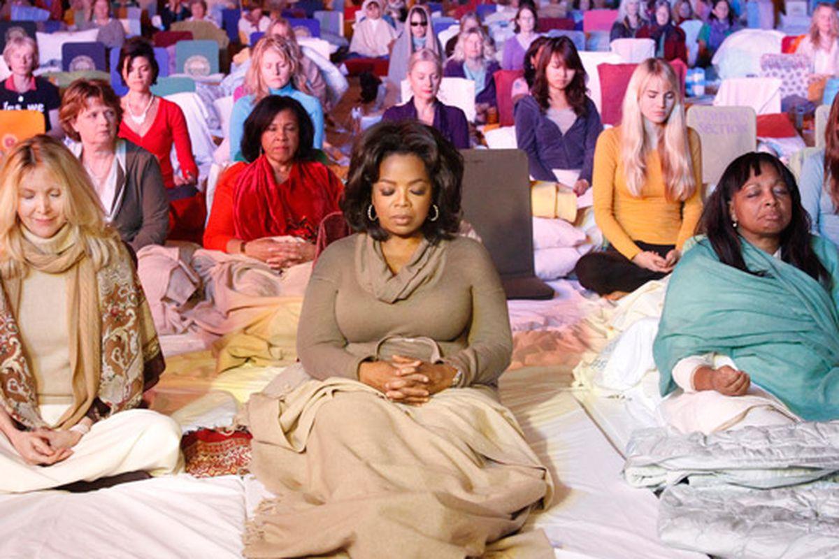 Image via Oprah; click for enlightenment