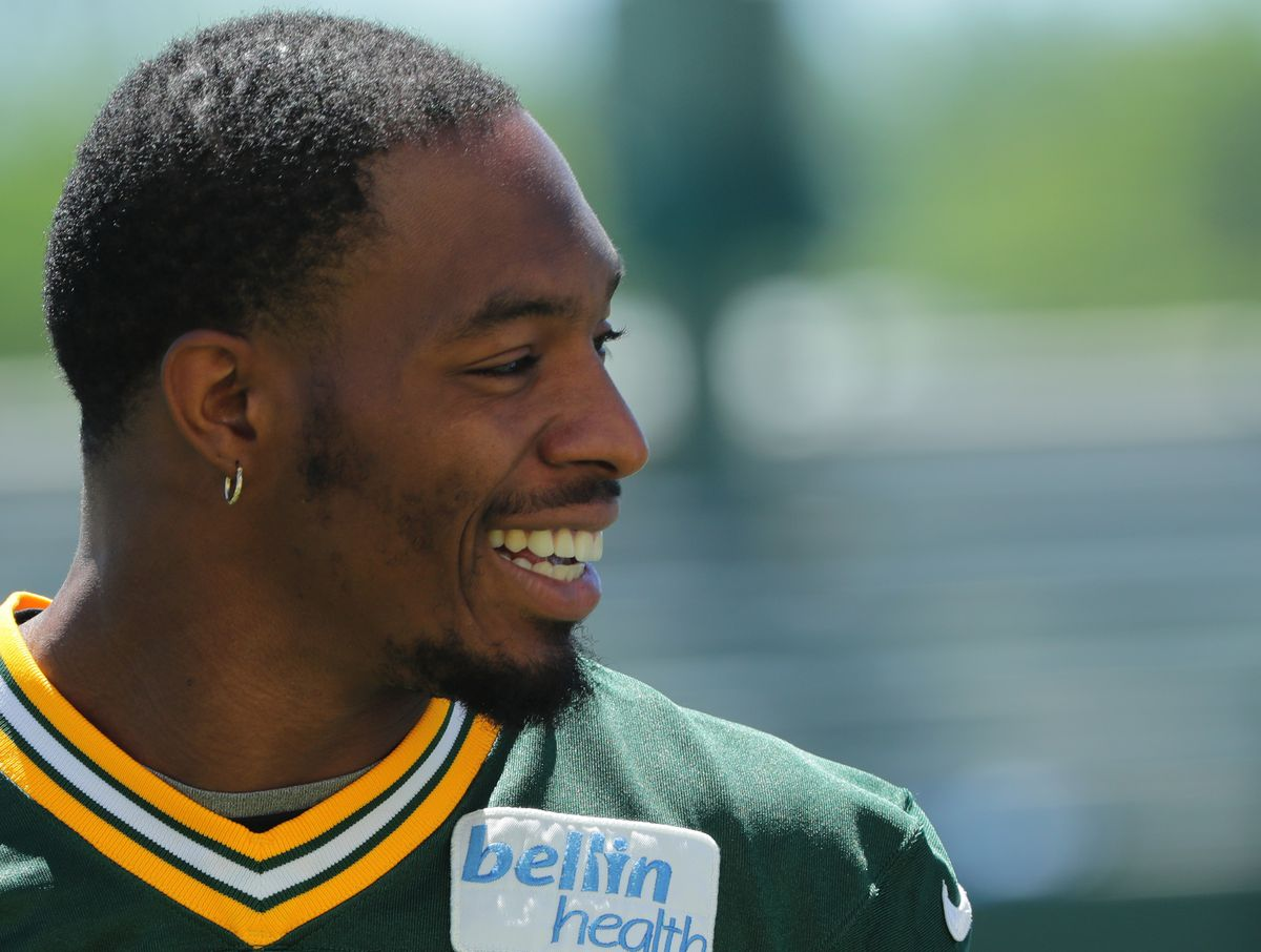 NFL: Green Bay Packers -Minicamp