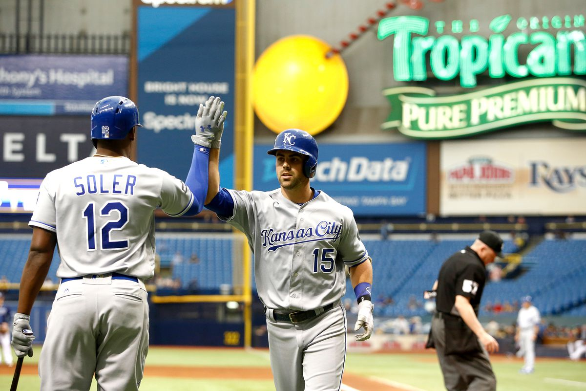 Royals drop rubber game to Tigers