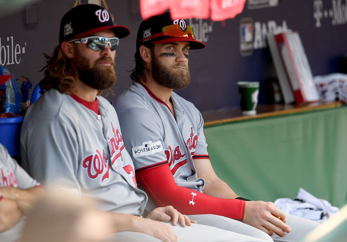 Divisional Round - Washington Nationals v Chicago Cubs - Game Three