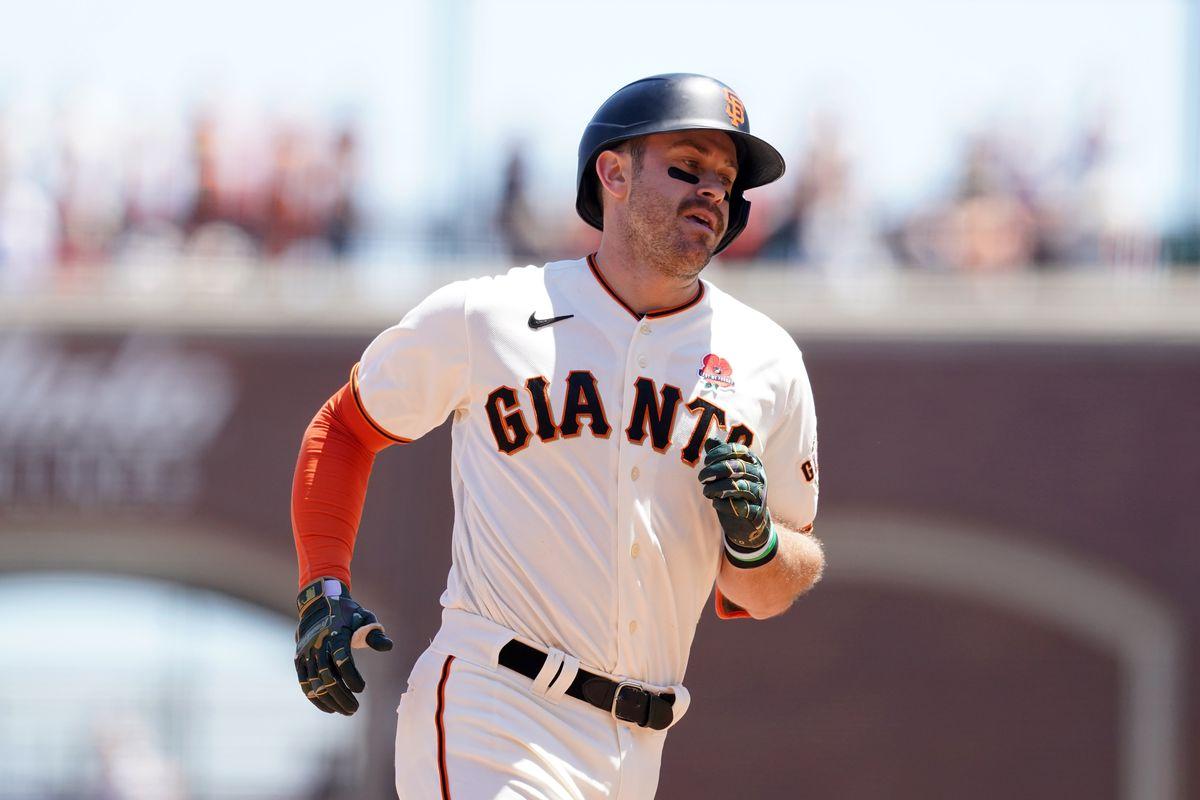 MLB: Los Angeles Angels at San Francisco Giants