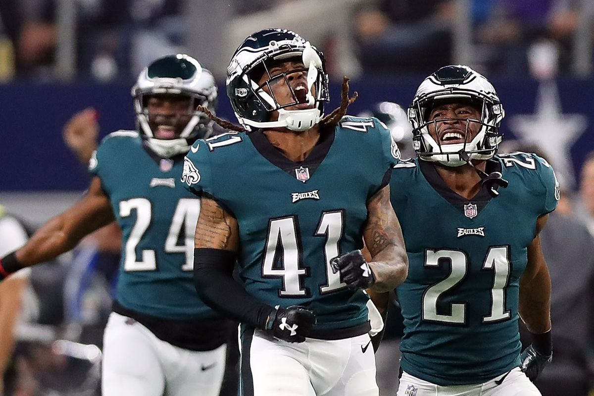 1a26ebec408bce Eagles vs. Cowboys snap count analysis: Ronald Darby plays great in first  game back