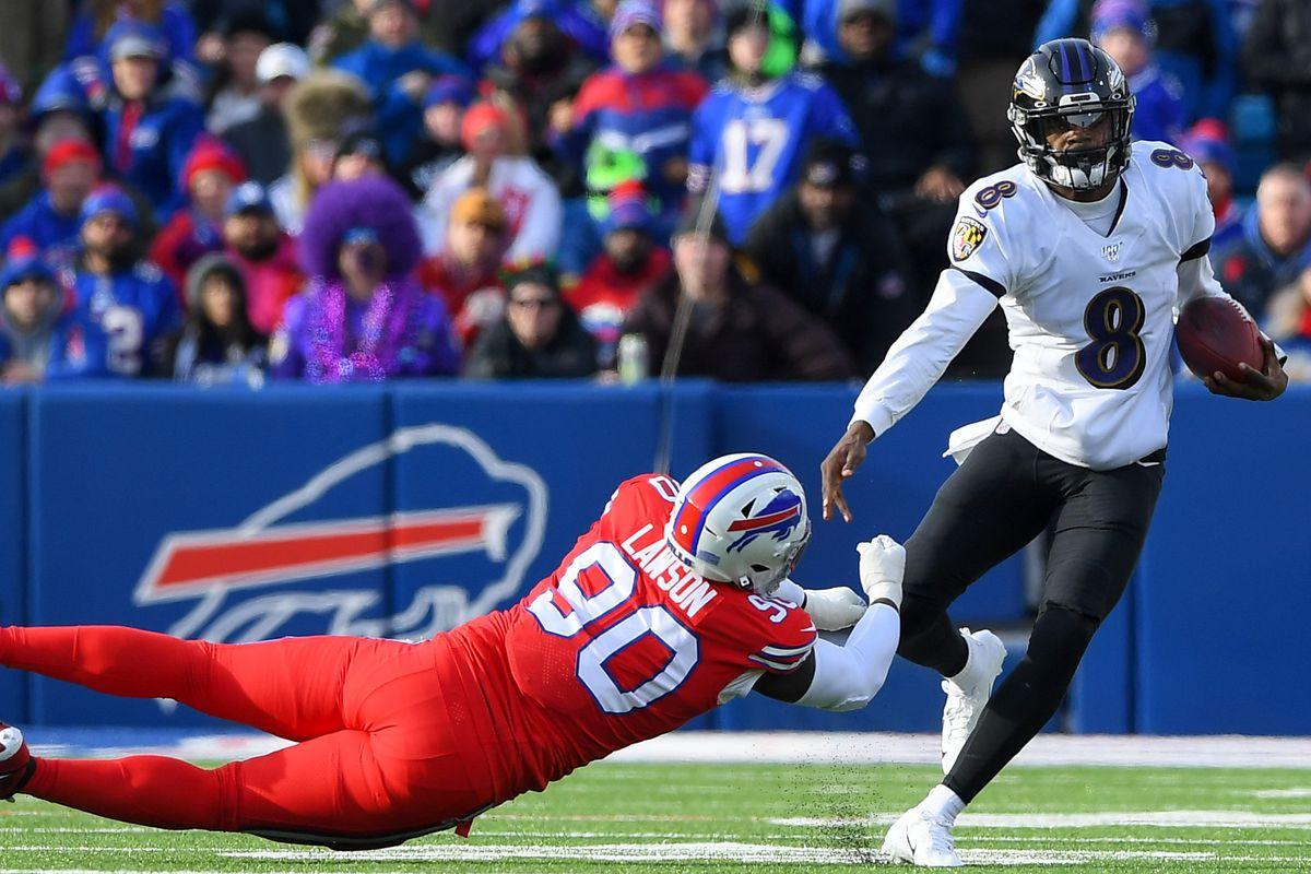 Ravens Vs Bills Final Mvp Winners Losers Baltimore Beatdown