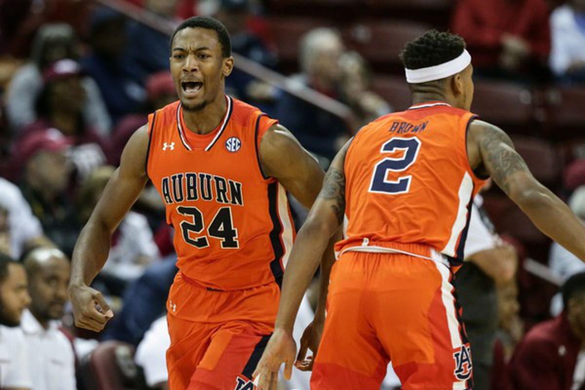 Game Preview and Open Thread - Auburn vs Winthrop ...