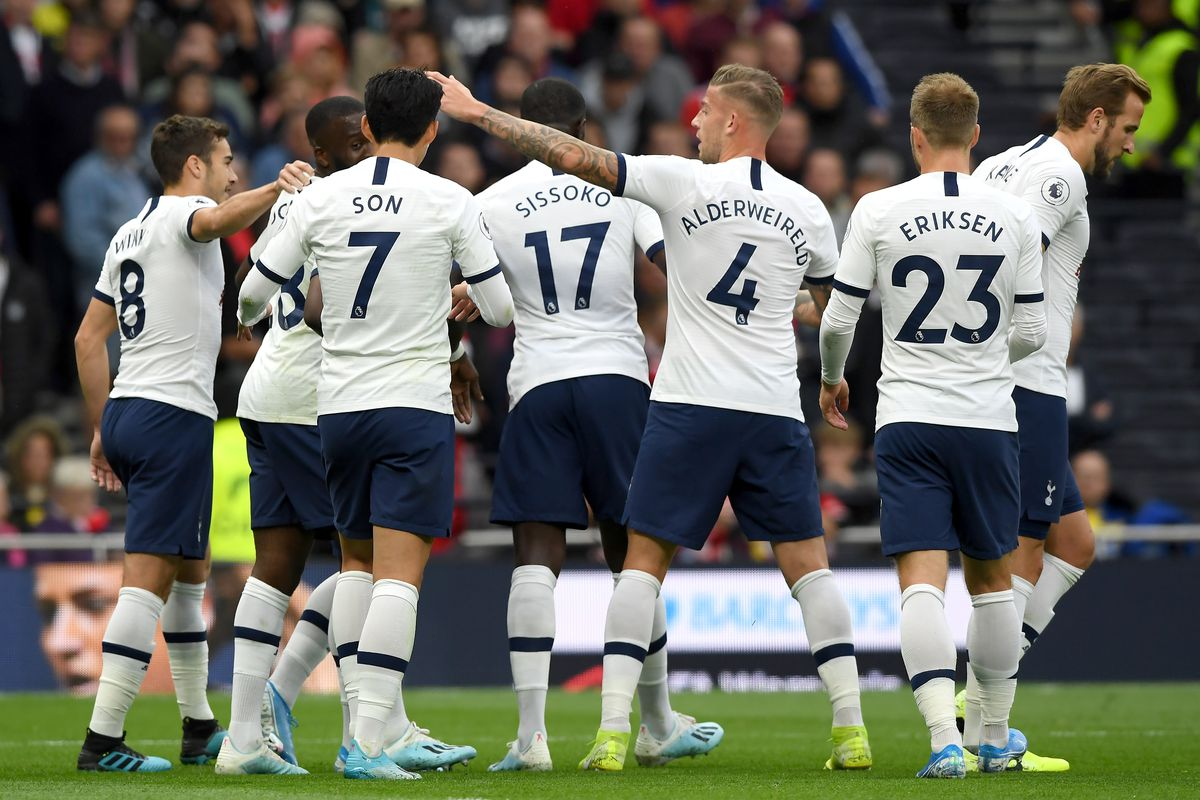 Image result for tottenham