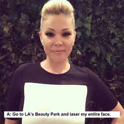 Shanna Moakler, reality star and former Miss USA.