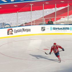 Fehr After His League Leading WInter Classic Goal