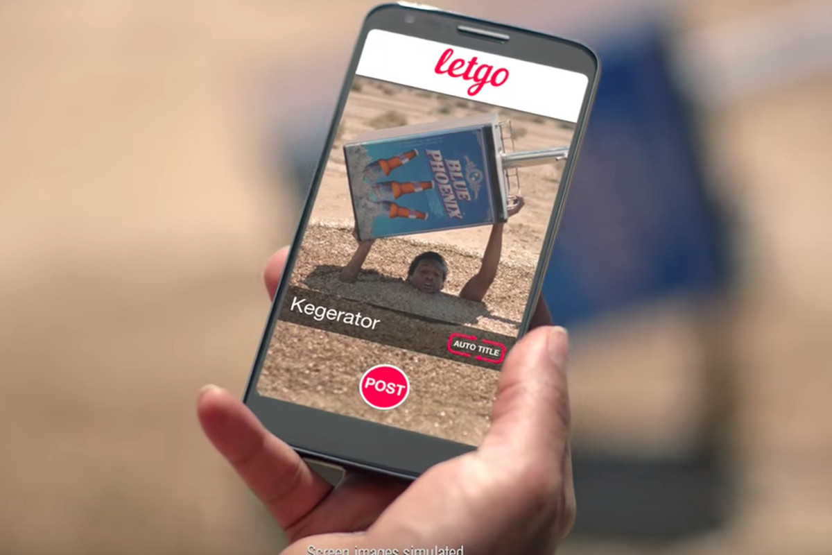 Craigslist competitor Letgo tried to engage its rival OfferUp in merger talks