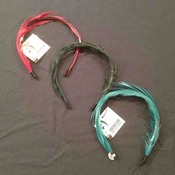 Headbands, $15