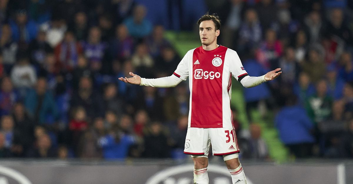 Nicolás Tagliafico talks leaving Ajax , says Barcelona rumors are  nothing concrete