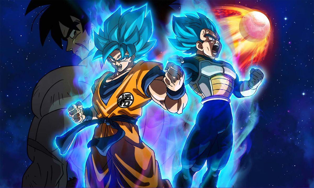 Dragon Ball Super: Broly poster