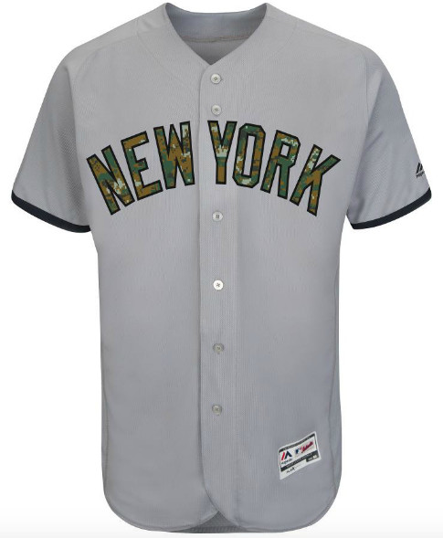32c35189f Of course camouflage has to be a part of the special event jerseys. What  kind of season would it be if all 30 MLB teams were not forced to wear this  garbage ...