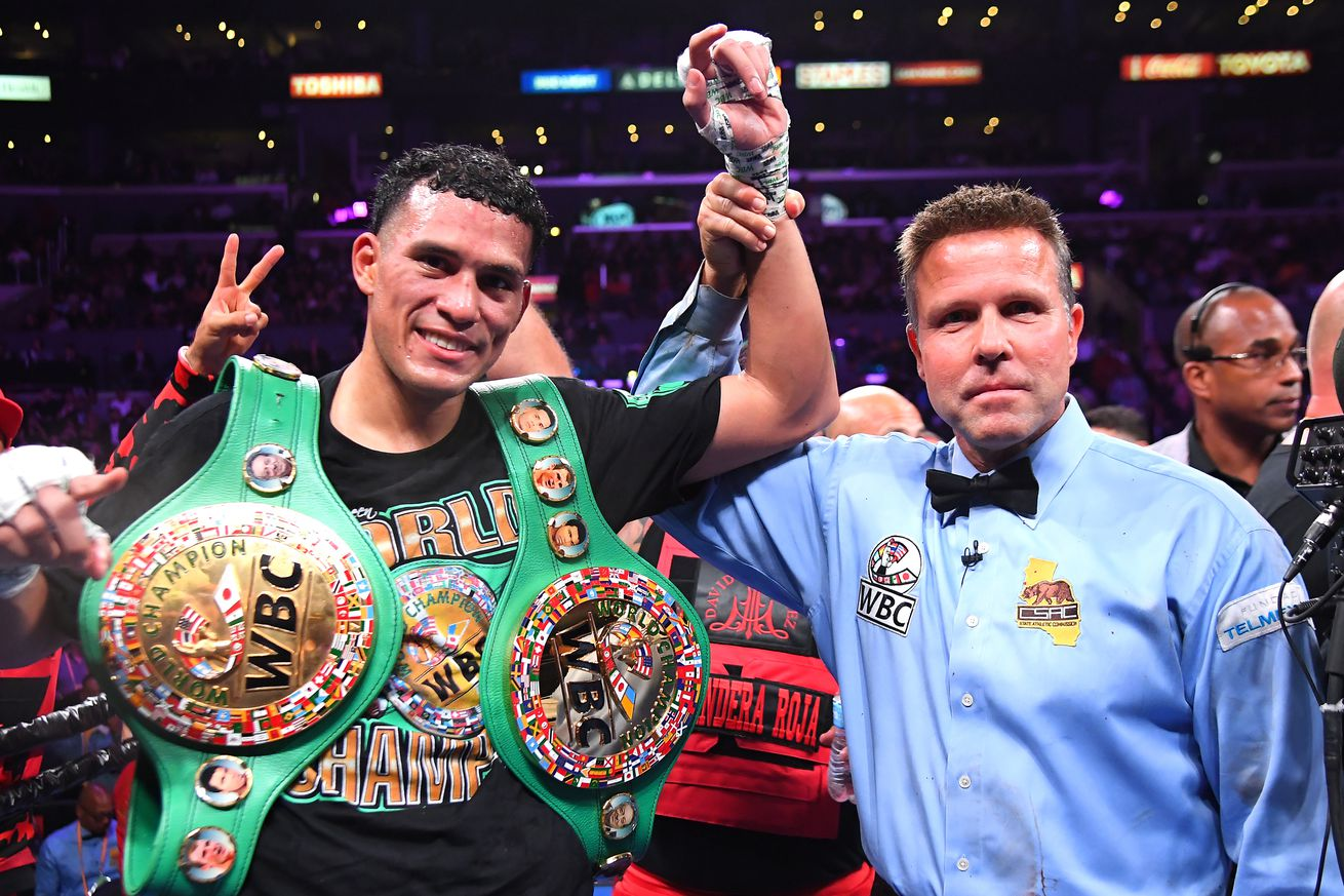 <label><a href='https://mvpboxing.com/news/boxing/28621/Benavidez-looking-to-take-care-of-mandatory-after-' class='headline_anchor'>Benavidez looking to take care of mandatory after Angulo</a></label><br />Benavidez returns next month, and already has his next fight in mind. With WBC super middleweight