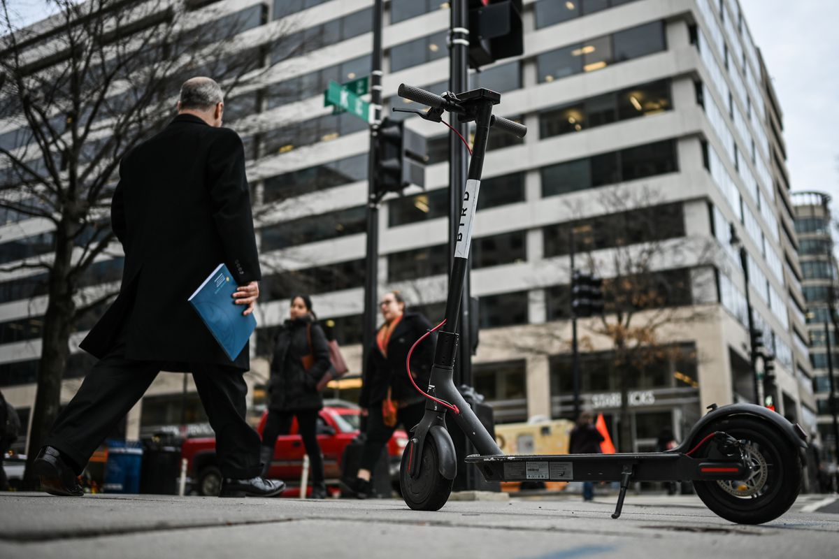 Number of electric bikes and scooters in DC could grow with new