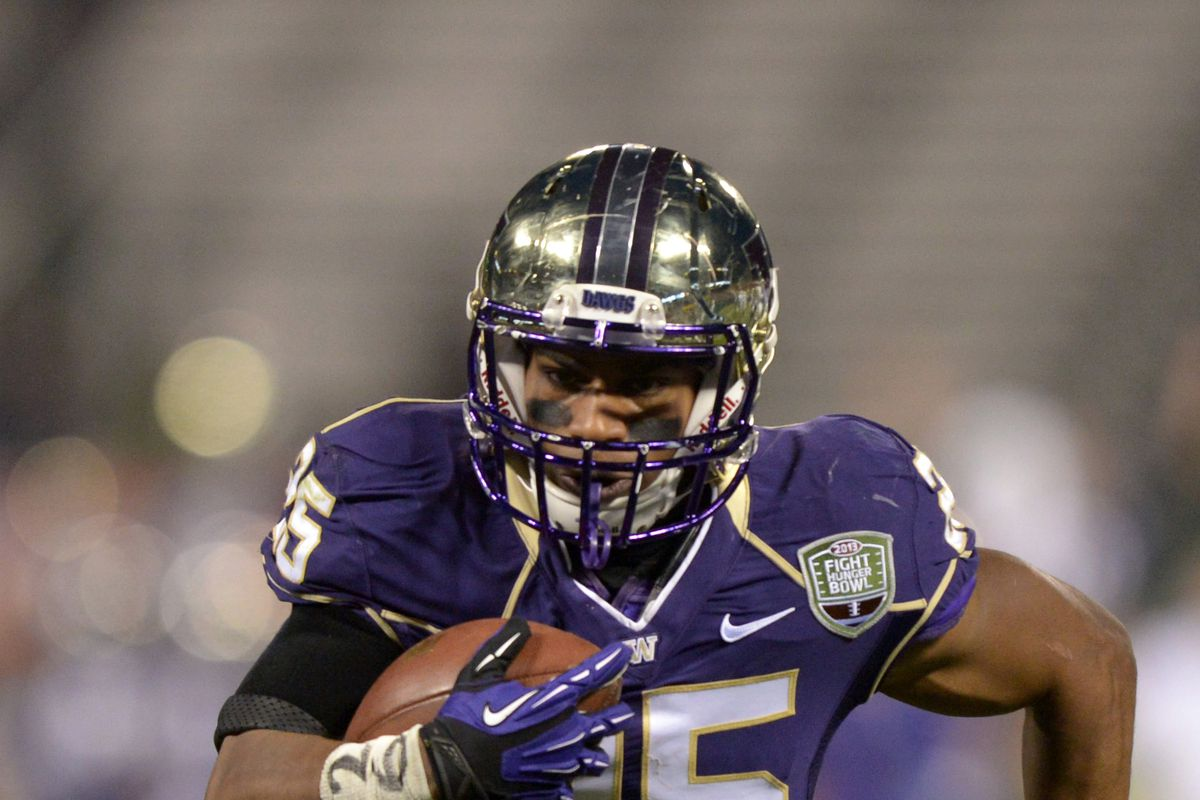 Bishop Sankey became the first running back selected in the 2014 NFL Draft when the Tennesse Titans selected him at No. 54 Friday.