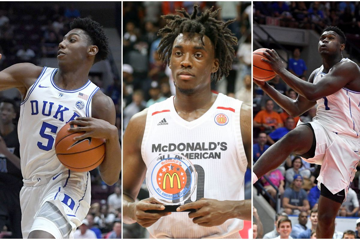 College Basketball S 9 Most Important Freshmen Ranked Sbnation Com