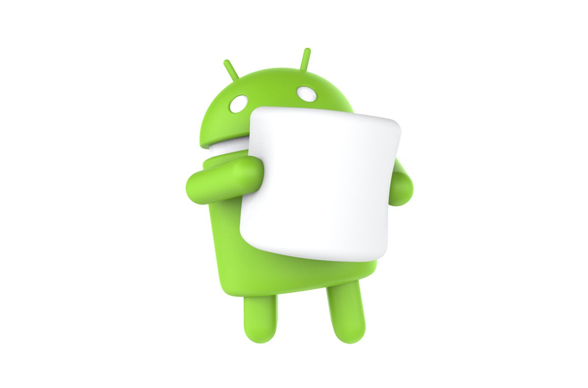 Android Marshmallow official logo