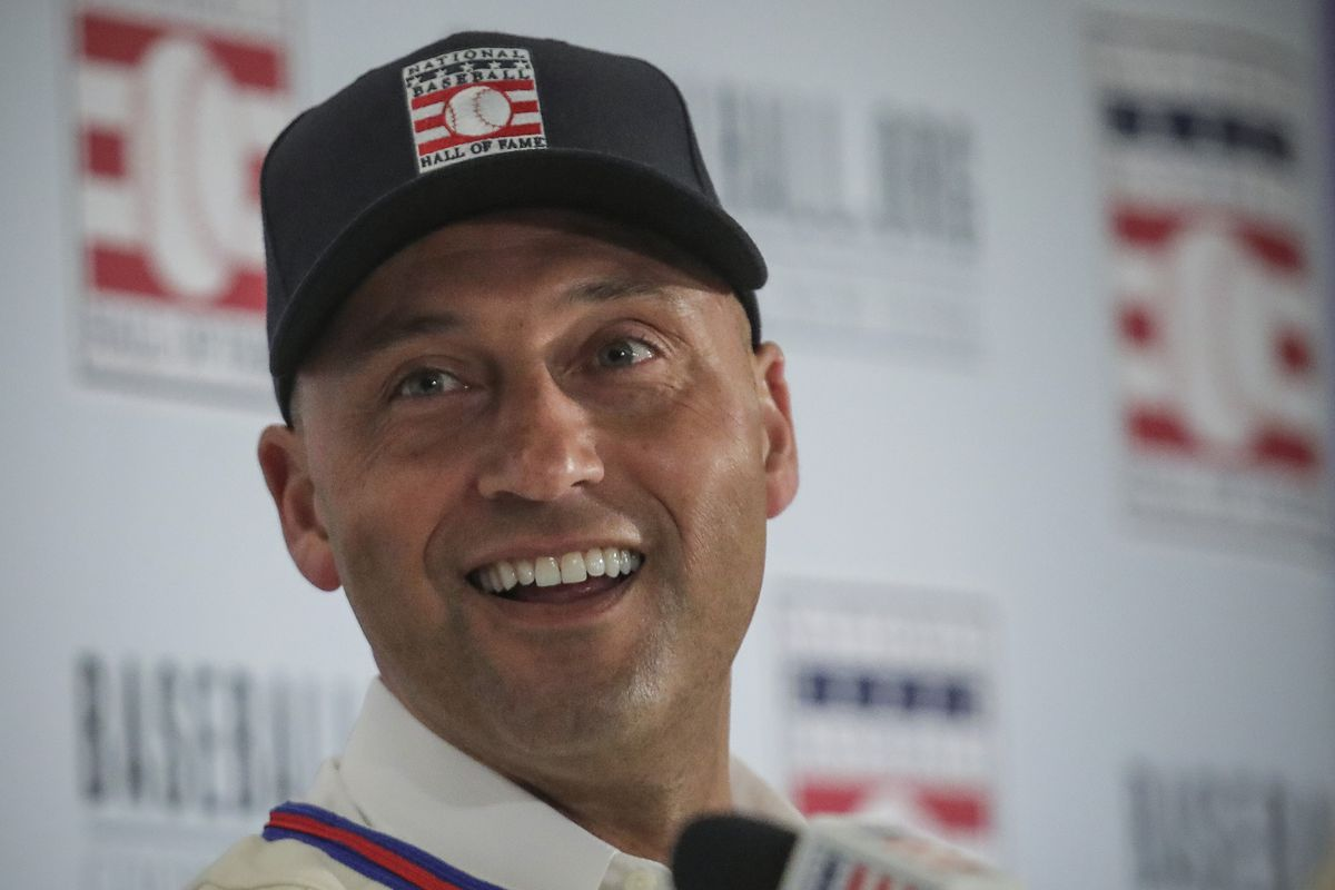 Only one Baseball Hall of Fame voter did not put Derek Jeter on his or her ballot.