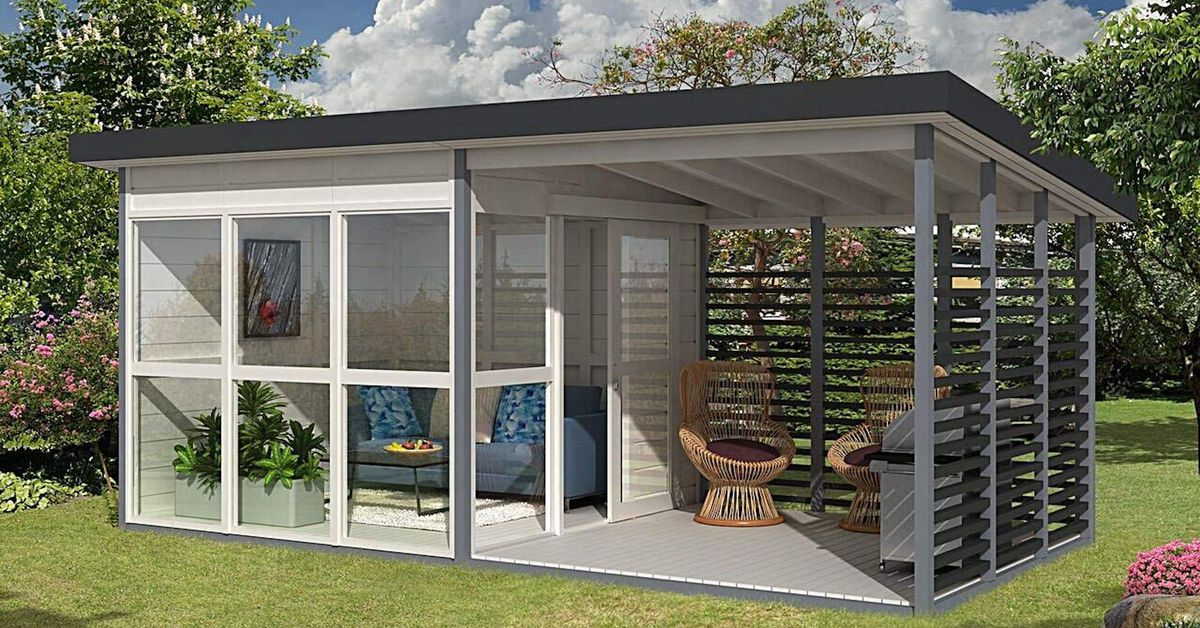 Amazon S Viral 7k Tiny House Is Back In Stock Curbed