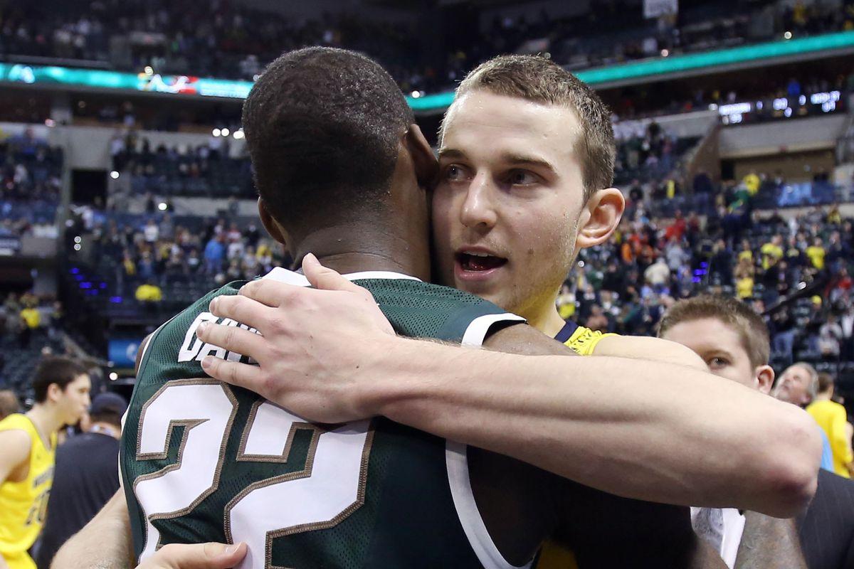 Big Ten Rivalries: Michigan vs. Michigan State - State of the Rivalry - BT Powerhouse