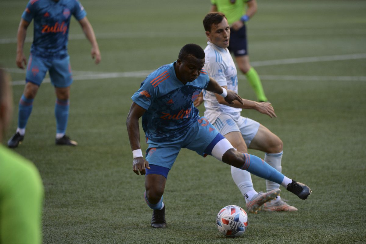 SOCCER: MAY 30 MLS - Austin FC at Seattle Sounders FC