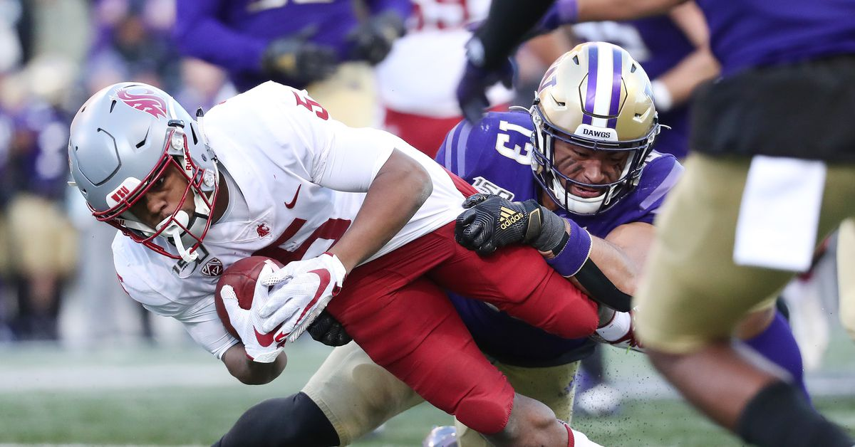 Apple Cup seems likely to be canceled amid WSU COVID outbreak