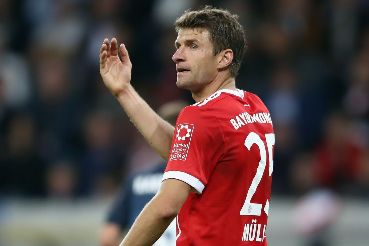 Thomas Muller says future Bayern exit is possible Bavarian