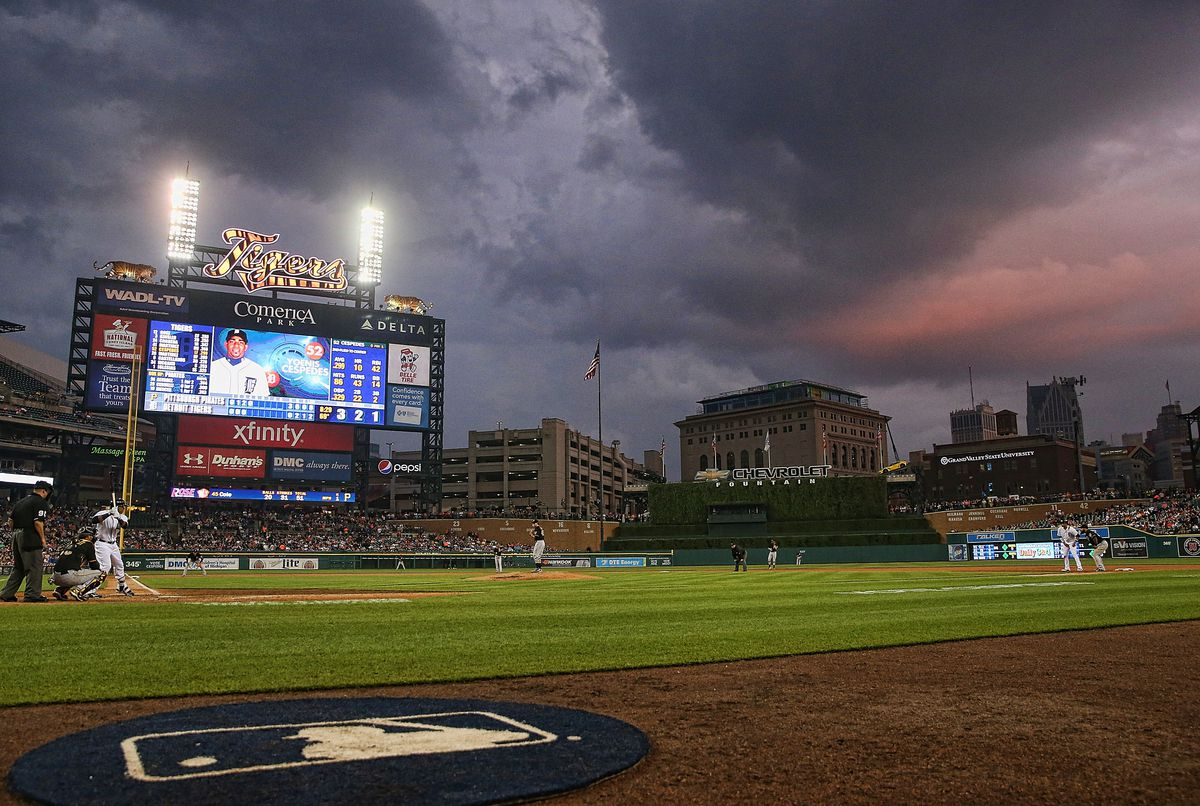Comerica Park: The ultimate guide to the home of the Detroit ...