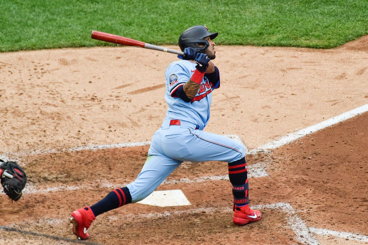 MLB: Cincinnati Reds at Minnesota Twins